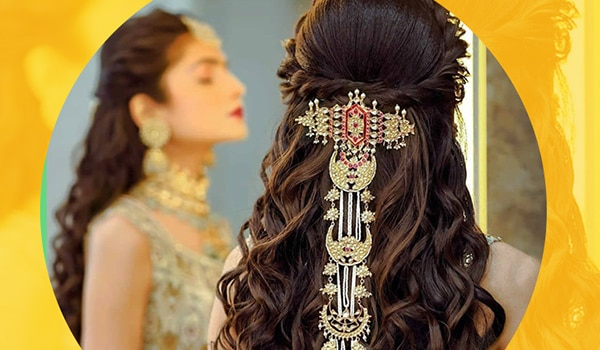 5 gorgeous bridal hair accessories that are not flowers