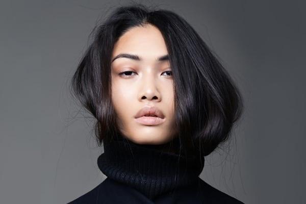 Turtleneck Hair