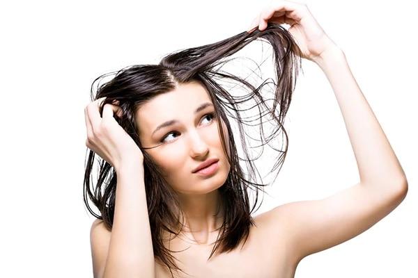 Do - Apply on a clean scalp
