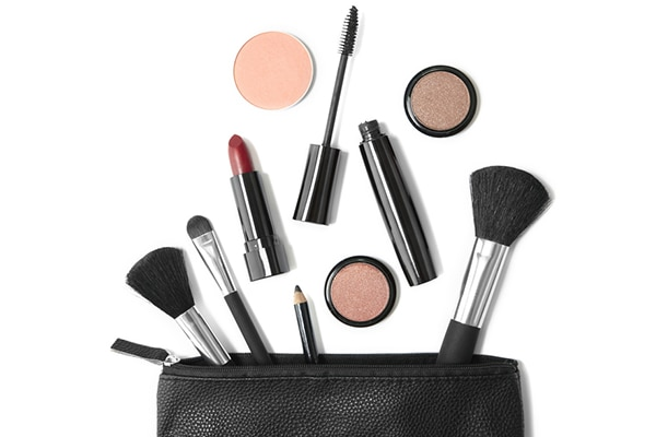 Does my regular makeup routine change?