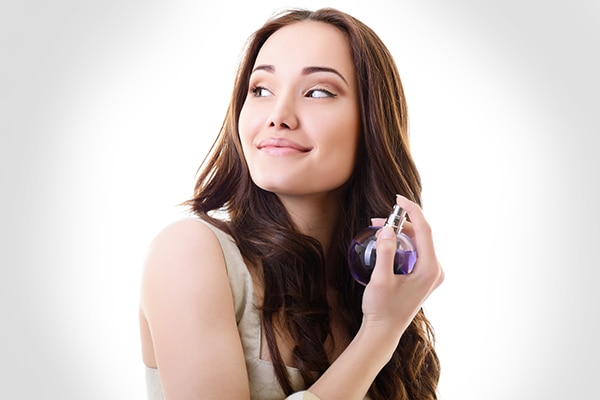 6. Perfume for your hair