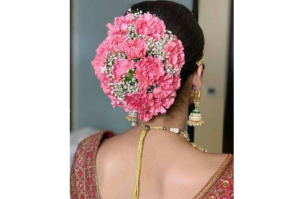 10 Best Bridal Bun Hairstyles For Indian Brides | Be Beautiful India