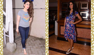 10 STUNNING LOOKS FROM BOLLYWOOD CELEBRITIES THIS WEEK