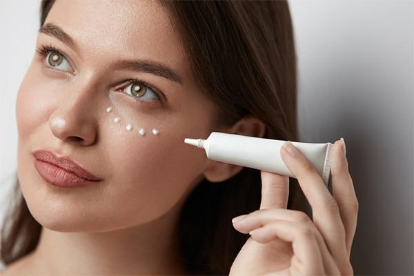 8.Eye cream