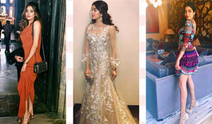 10 PICTURES OF JHANVI KAPOOR THAT PROVE SHE'S THE NEW FASHIONISTA IN TOWN