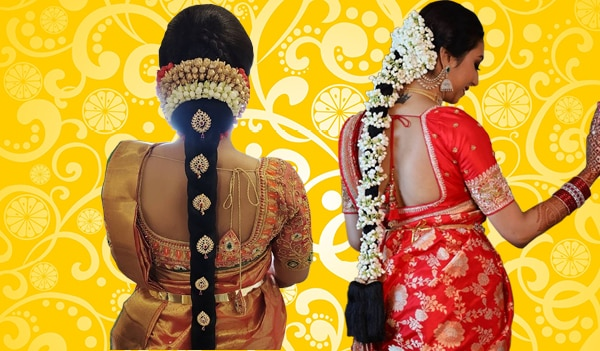 11 gorgeous South Indian bridal hairstyles to try on your big day