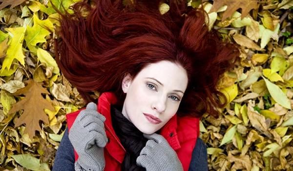 12 Ways to Try Auburn Hair Colour