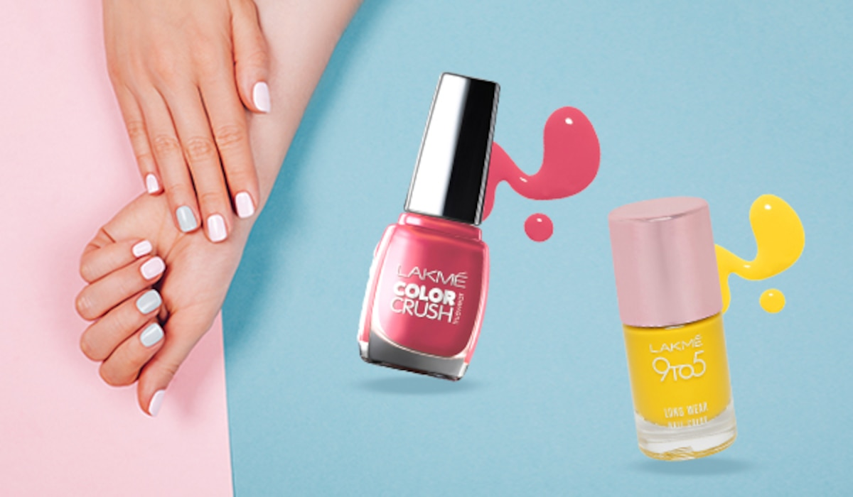 Hacks to dry your nail polish fast   Be Beautiful India
