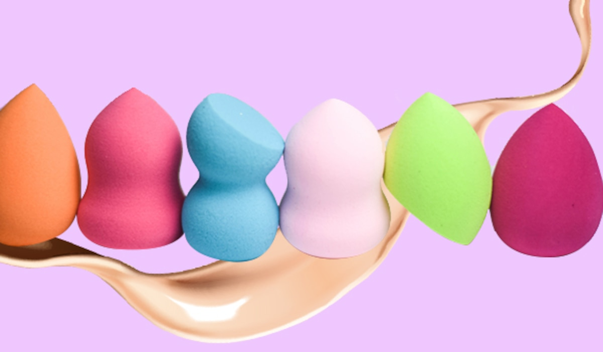 Diffe Makeup Sponge Shapes And Uses