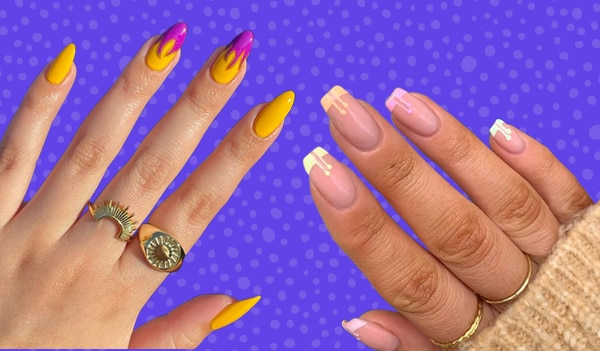 5 trendy and cute summer nail art designs for 2021