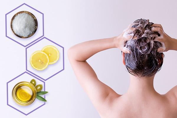 Risultato immagini per scalp scrub diy