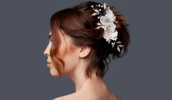3 Wedding Hairstyles For Short Hair Be Beautiful India