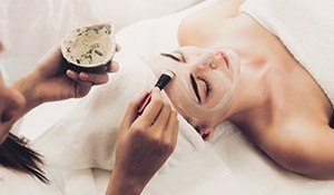 3 facials summer brides can count on for flawless, glowing skin