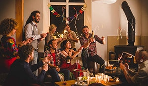3 legit X'mas party games for adults