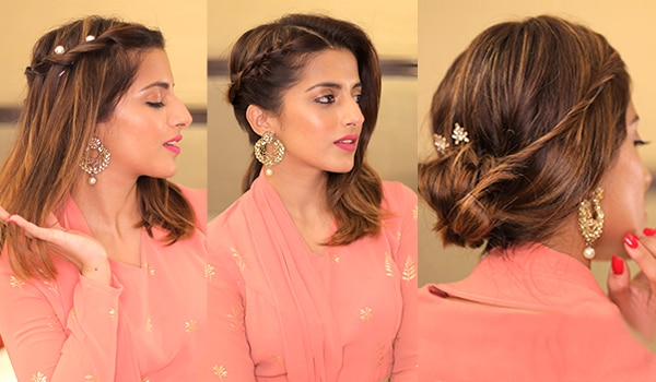 3 traditional festive hairstyles that are anything but basic