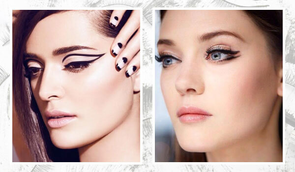Eye Makeup - 3 Ways To Wear Graphic Eye Makeup | Be Beautiful India