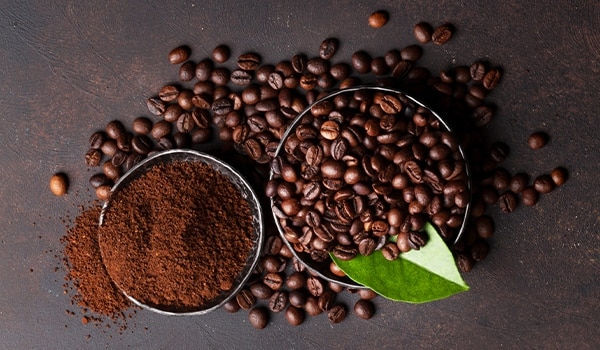 3 wondrous coffee hair masks for healthy, shiny hair