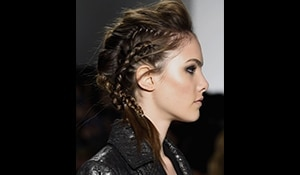 Why you need a braided faux hawk in your life