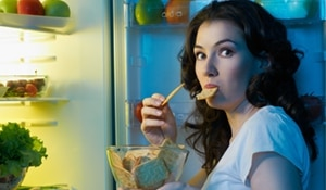 5 Midnight snacks that are actually good for you