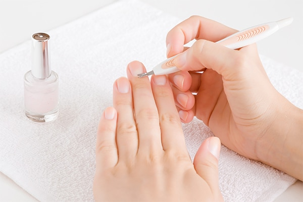 Maintain your cuticles