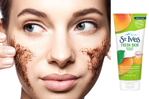 Face scrub to your rescue