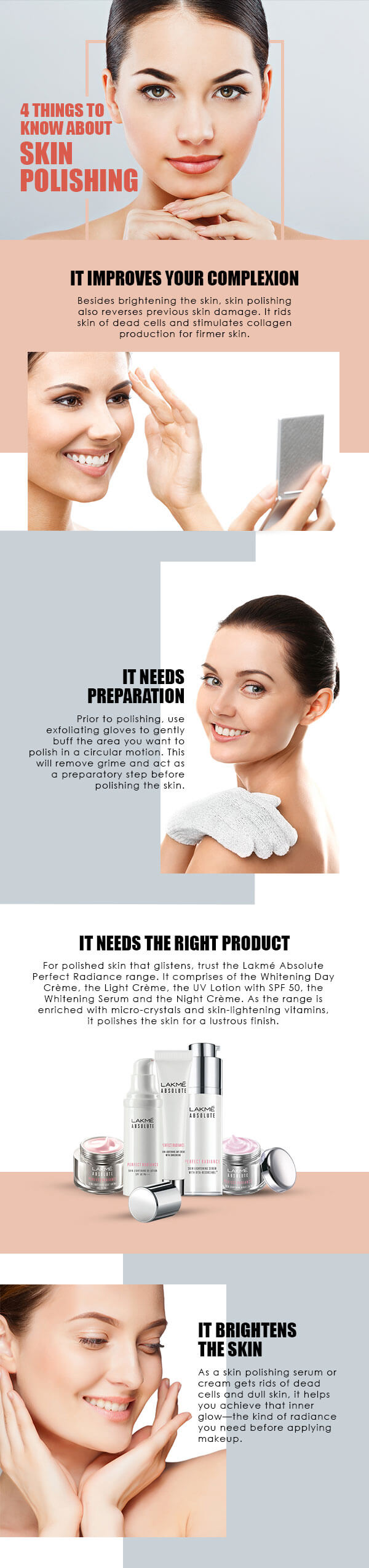 4 things to know about skin polishing