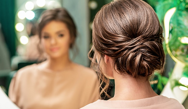 4 tips to make the most of your bridal hair trial