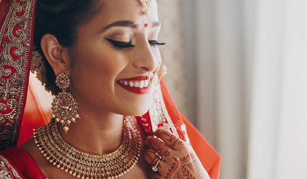 5 easy-to-follow, effective tips to achieve a beautiful bridal glow in a week
