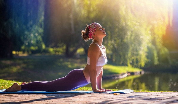 5 yoga poses for preventing ageing
