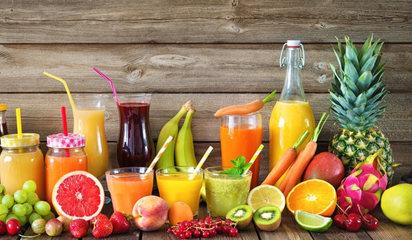 5 Juices to detoxify your gut