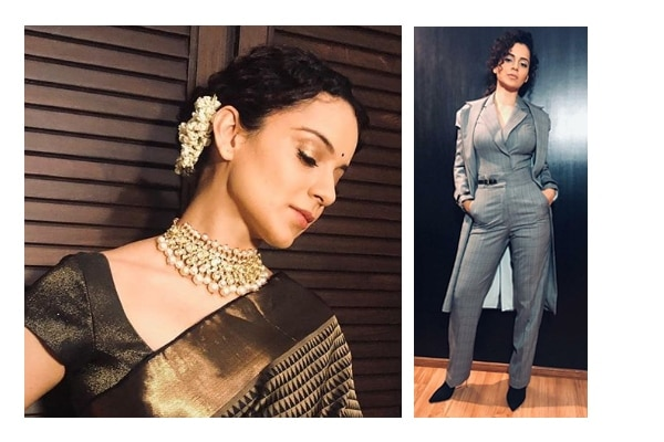 Lesson #2 Shimmery eyeshadow is here to stay, courtesy Kangana