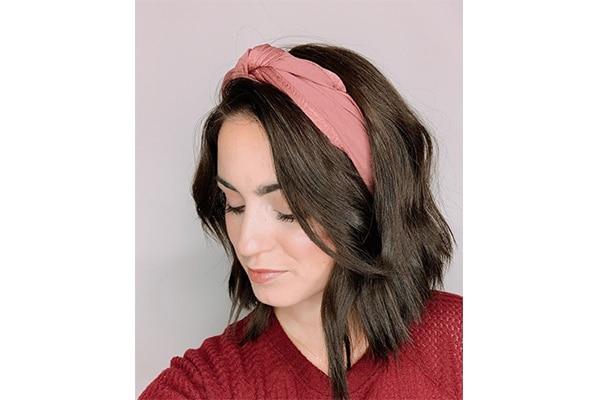 05. Hair scarf