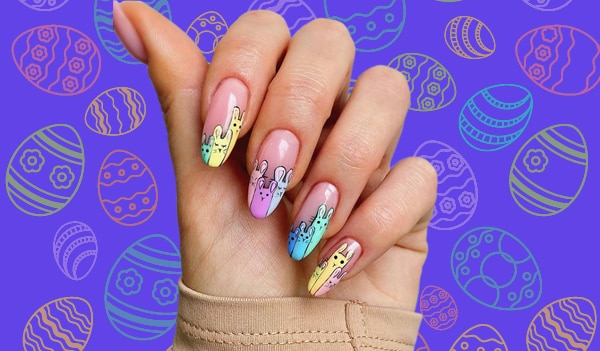 5 easter nail art ideas that are too cute to boot