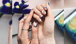5 artsy nail art designs that are weirdly gorgeous!