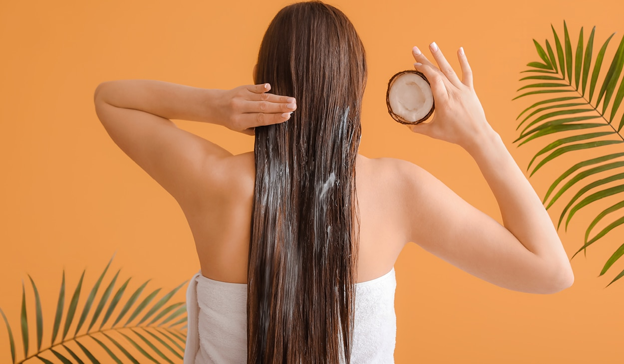 5 reasons why coconuts are your one-way ticket to fabulous hair