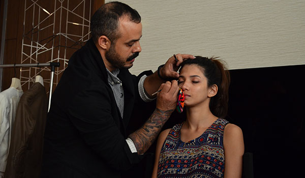 5 Beauty lessons by Daniel Bauer at Masterclass at Lakmé Fashion Week