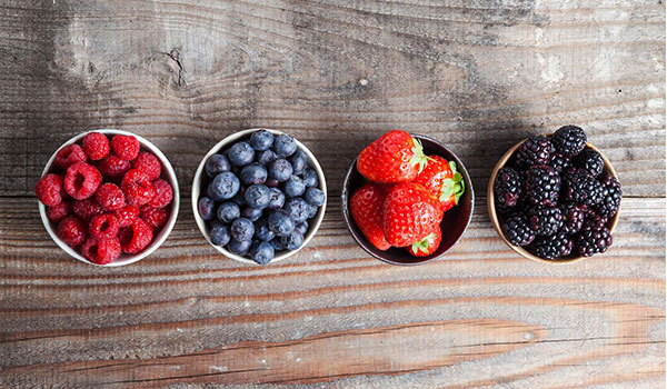 WHY YOU SHOULD INCLUDE EVERY KIND OF BERRY IN YOUR DIET