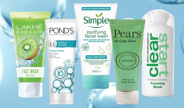 5 best facial cleansers for oily, acne-prone skin