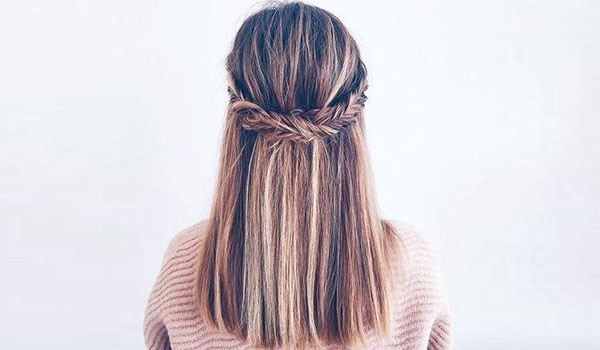 5 braided hairstyles for the festive season