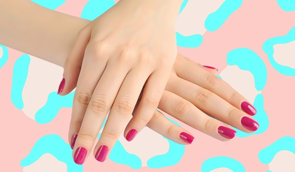 Nail polish colours to make your hands look younger
