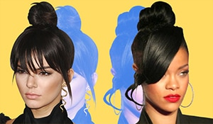 5 chic top knot styles to elevate your hair game