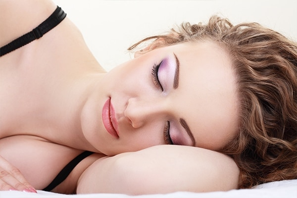 Mistake #5: Not washing your face before bed
