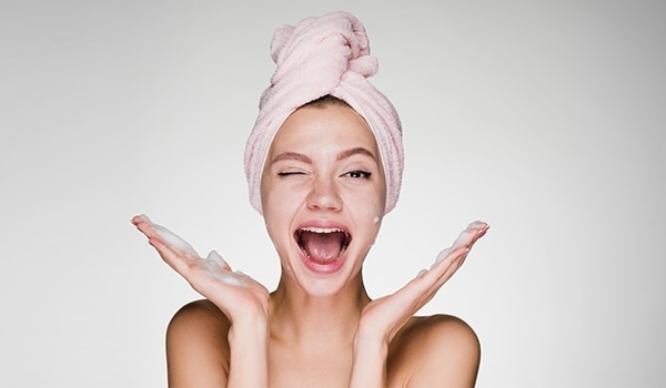 5 cleansing mistakes that are probably ruining your skin texture