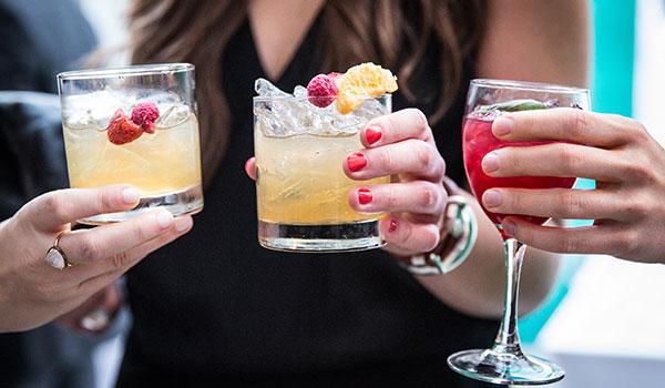 5 low-calorie cocktails for the calorie-conscious