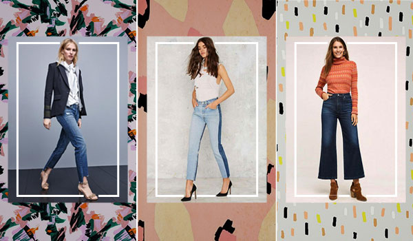 5 denim trends that are big this year