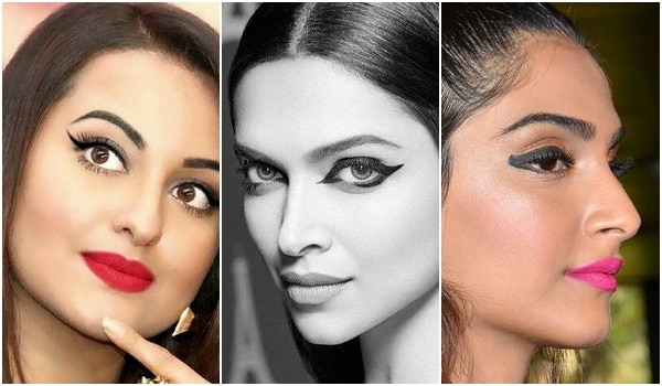 5 different ways to wear your regular black eyeliner