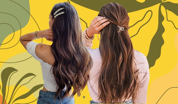 5 easy-peasy everyday hairstyles that prevent hair damage