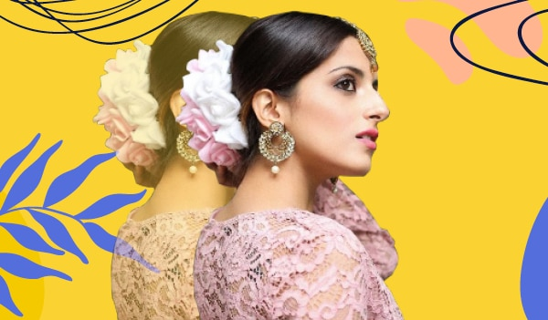 5 flattering hairstyles for at-home Ganesh Chaturthi celebrations