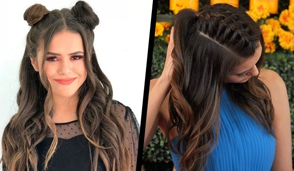 5 Fun And Feisty Easy Hairstyles For Girls To Try Every Season