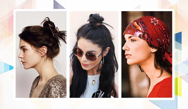 Fuss-free hairstyles to beat the heat this summer